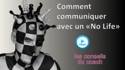 Comment communiquer avec un Nolife