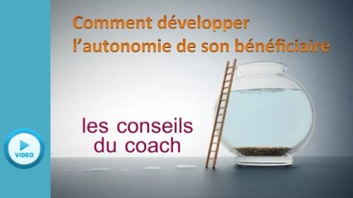 Développer l'autonomie du coaché