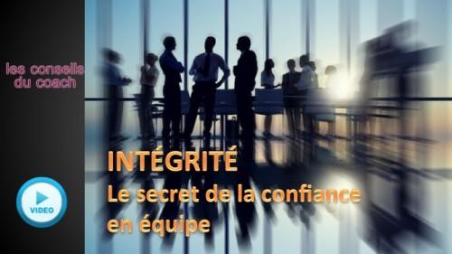 Le secret de la confiance en équipe