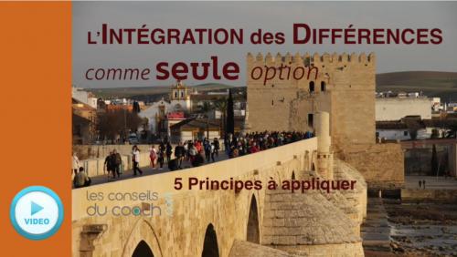 Intégration des différences